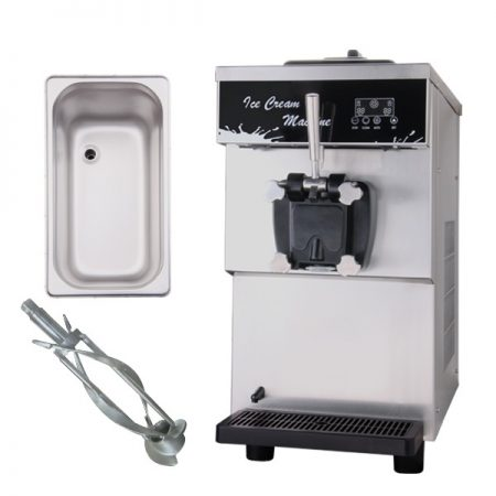 Mini Benchtop Soft Serve & Frozen Yoghurt Machine