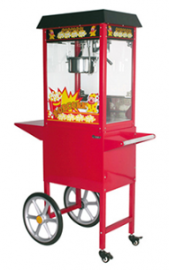Popcorn Machine, Buy Popcorn Machine, Popcorn Machine with Cart, 8oz Popcorn Machine with Cart, Buy Popcorn Machines Online