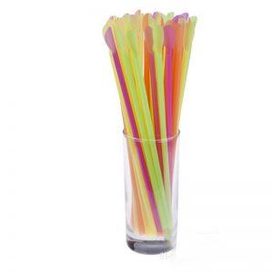 100 Spoon Straws
